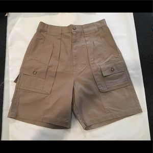 Faded Glory Men's Cargo Relax Fit Shorts NWT